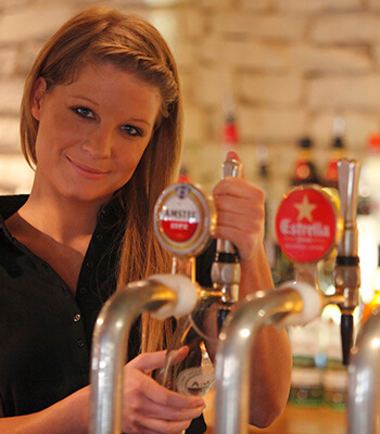 Bar jobs at The Kings Arms